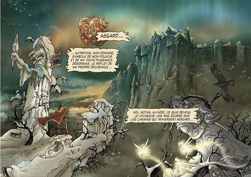 De vloek van de Nibelungen | Godenschemering | Striparchief