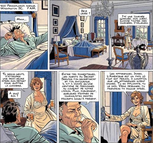 Een mol in Washington | Lady S. | Striparchief