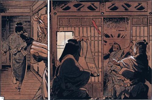 Het gezicht van het kwaad | Kogaratsu | Striparchief