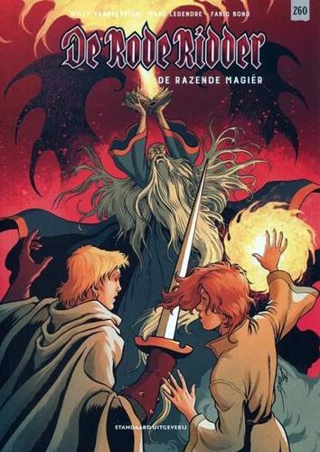 De razende magiër | De Rode Ridder | Striparchief