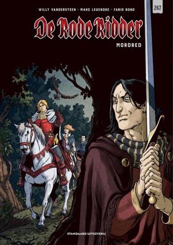 Mordred   De Rode Ridder   Striparchief
