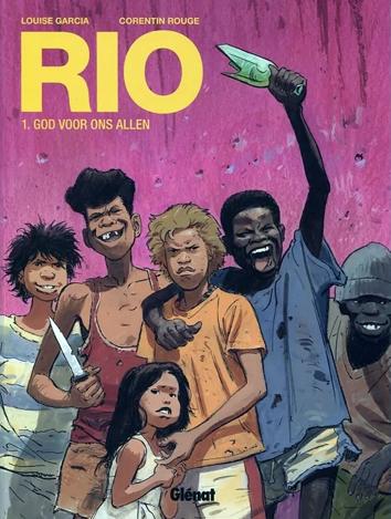 God voor ons allen | Rio | Striparchief