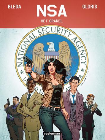 Het orakel   NSA   Striparchief