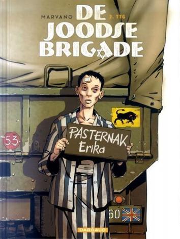 TTG   Joodse brigade   Striparchief