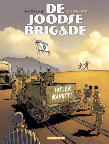 Vigilante | Joodse brigade | Striparchief