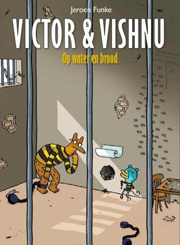 Op water en brood | Victor & Vishnu | Striparchief