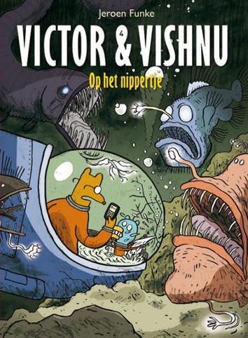 Op het nippertje   Victor & Vishnu   Striparchief