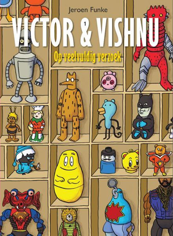 Op veelvuldig verzoek | Victor & Vishnu | Striparchief