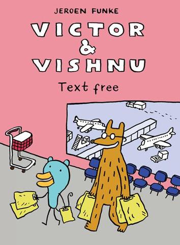 Text free | Victor & Vishnu | Striparchief