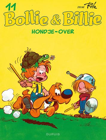 Hondje-over | Bollie & Billie | Striparchief