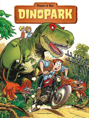 Deel 1   Dinopark   Striparchief