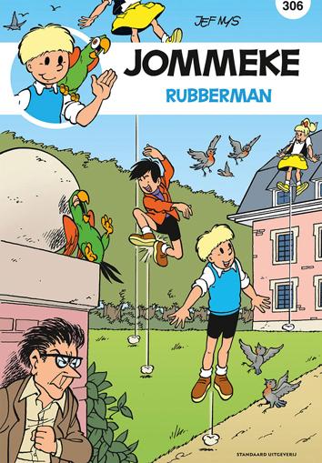 Rubberman | Jommeke | Striparchief