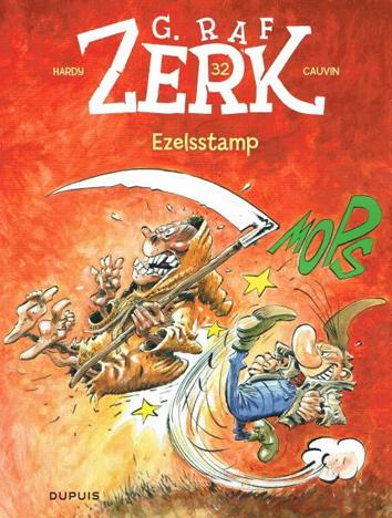 Ezelsstamp | G. Raf Zerk | Striparchief