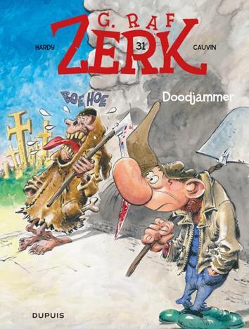 Doodjammer | G. Raf Zerk | Striparchief