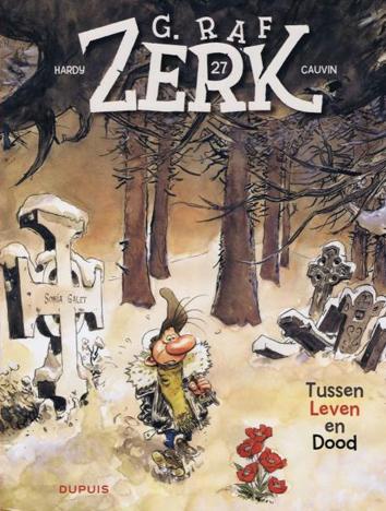 Tussen leven en dood | G. Raf Zerk | Striparchief