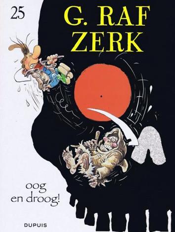 Oog en droog!   G. Raf Zerk   Striparchief