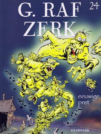Eeuwige pret   G. Raf Zerk   Striparchief