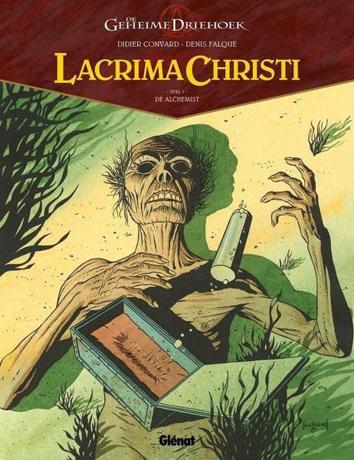 De alchemist | De geheime driehoek - Lacrima Christi | Striparchief
