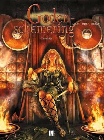 Kriemhilde   Godenschemering   Striparchief