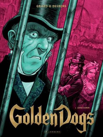 Judge Aaron | Golden Dogs | Striparchief