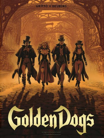 Fanny | Golden Dogs | Striparchief