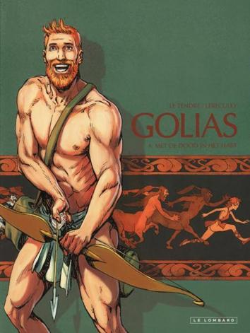 Met de dood in het hart | Golias | Striparchief