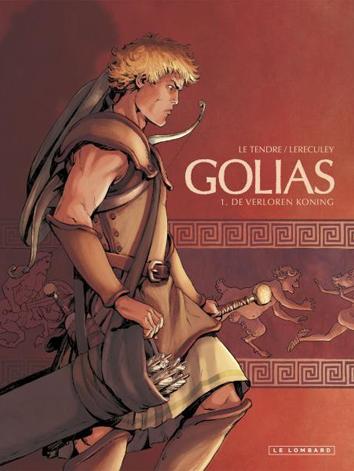 De verloren koning | Golias | Striparchief