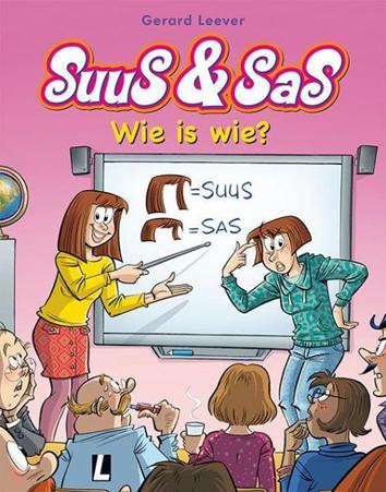 Wie is wie? | Suus & Sas | Striparchief