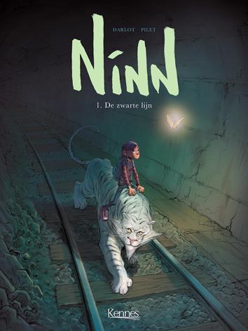 De zwarte lijn | Ninn | Striparchief