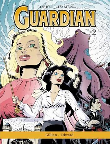 Gillian - Edward   Guardian   Striparchief