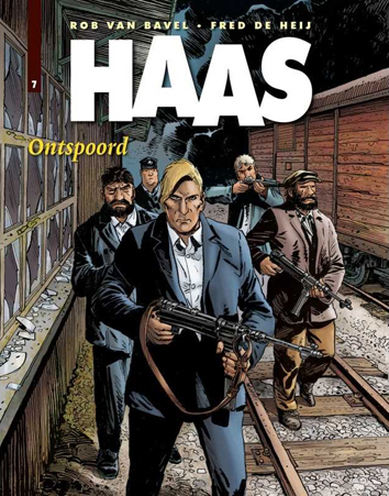 Ontspoord   Haas   Striparchief