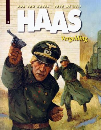Vergelding   Haas   Striparchief