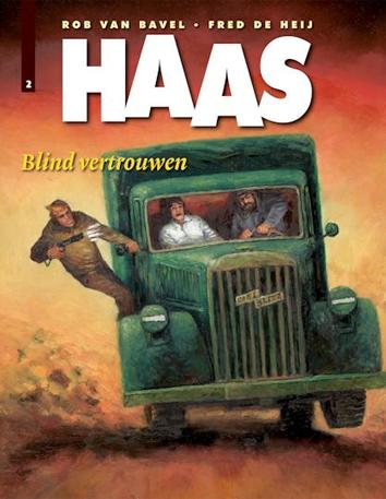 Blind vertrouwen   Haas   Striparchief