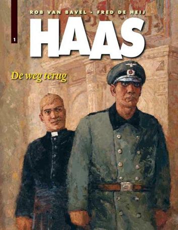 De weg terug   Haas   Striparchief