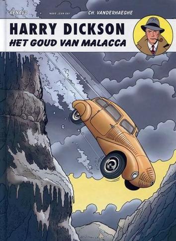 Het goud van Malacca   Harry Dickson   Striparchief