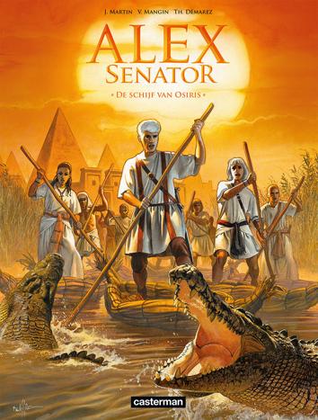 De schijf van Osiris   Alex senator   Striparchief