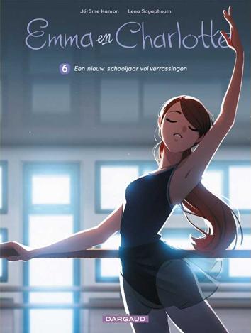 Een nieuw schooljaar vol verrassingen | Emma & Charlotte | Striparchief