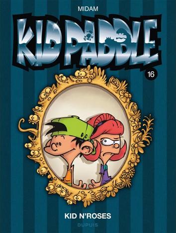 Kid n' roses | Kid Paddle | Striparchief