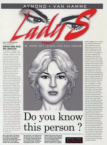 Voor het leven van een vrouw | Lady S. | Striparchief