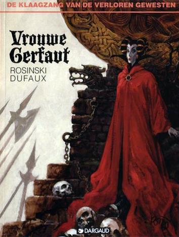 Vrouwe Gerfaut | De klaagzang van de verloren gewesten | Striparchief