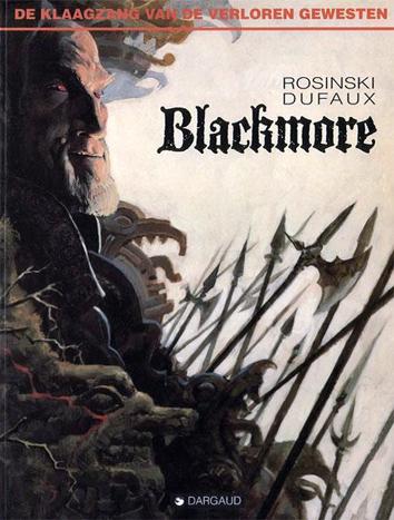 Blackmore   De klaagzang van de verloren gewesten   Striparchief