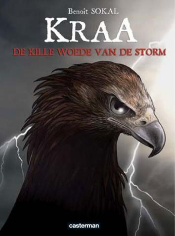 De kille woede van de storm | Kraa | Striparchief