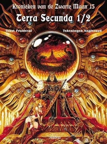 Terra Secunda, boek 1 | Kronieken van de Zwarte Maan | Striparchief
