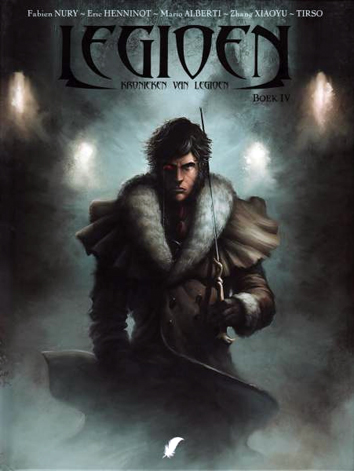 Boek IV | Kronieken van legioen | Striparchief